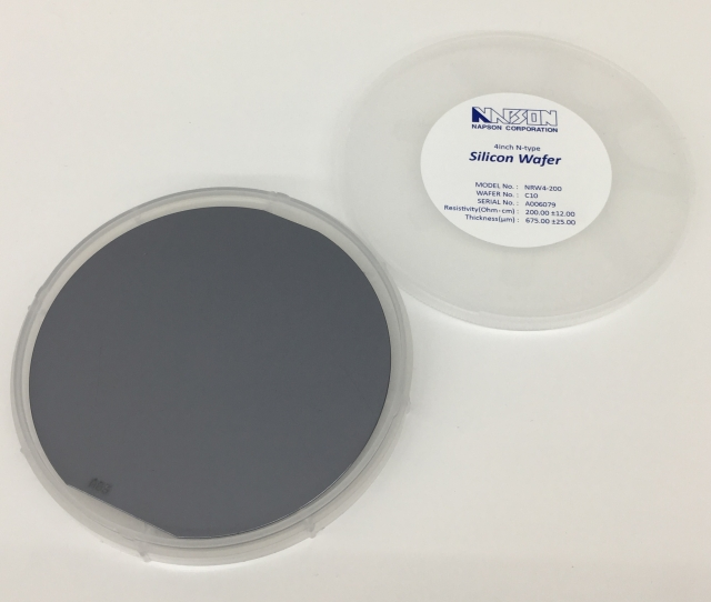 Resistivity Reference Wafer : NRW Series